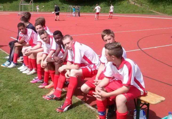 Regionalentscheid Fußball 2015-2