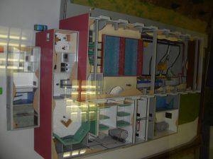 Modell Wasserwerk